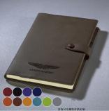 搭扣记事本 平装笔记本 32k