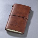 记事本活页笔记本旅行本定制现货 加印LOGO 100起定