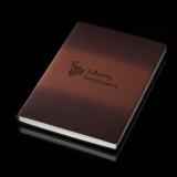平装笔记本记事本 变色PU革 32K