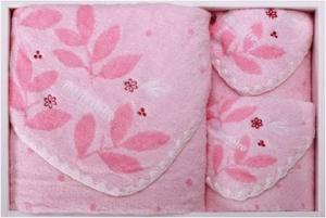 内野毛巾  玛丽嘉尔礼盒   HMC35161[P]