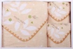 内野毛巾  玛丽嘉尔礼盒  HMC35161[BE]