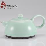古婺窑火 春壶茶盘 一壶二杯+茶盘