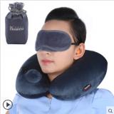 U型枕-按压式充器-礼品定制