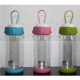 玻璃杯-双层水晶玻璃杯-礼品定制