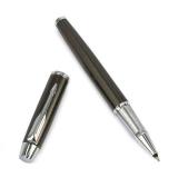 parker派克钢笔IM金属灰白夹宝珠笔