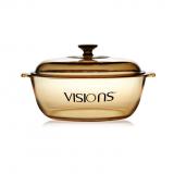 美国康宁VISIONS  经典汤锅  VS-4L-HD