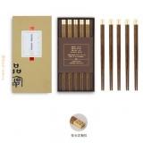 清朴堂 品宴·中华筷五双/十双装