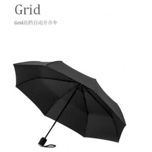 HUGO BOSS  Grid 高档自动开合伞