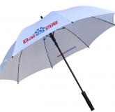 订制广告伞  全纤维自动安全开间配EVA直柄/弯柄 广告伞 -广告促销礼品
