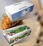 盒抽广告纸巾(100抽) 纸巾定制
