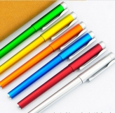 彩色中性笔 签字笔  -广告促销礼品