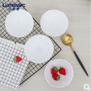 乐美雅(Luminarc)露特莎白玉餐具18件套