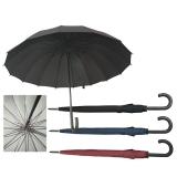 碰击布质感,自动直杆雨伞 支持定制logo