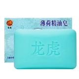 龙虎 薄荷精油皂 LM8S-1813