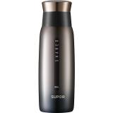 苏泊尔不锈钢真空保温杯 直身杯男女商务大容量水杯学生杯子500mlKC50BJ1